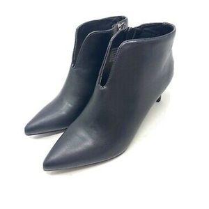 Tahari Ankle Sherron Booties  NWOT